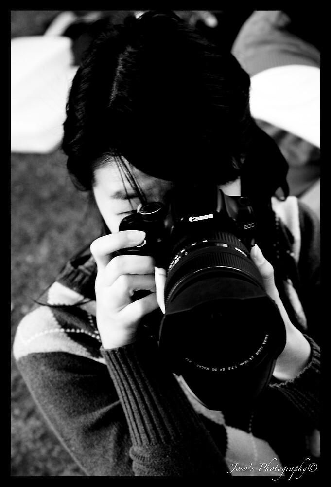 Photographer by Stephen Joso