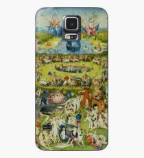 Funda/vinilo para Samsung Galaxy El jardín de las delicias de Hieronymus Bosch