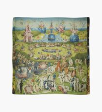 The Garden of Earthly Delights by Hieronymus Bosch Scarf