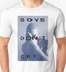 Frank Don't Cry (Blue) T-Shirt