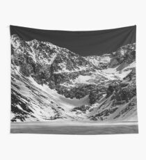Silent landscape in the mountain Wall Tapestry