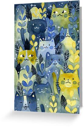 Kitty Wald von Calista Douglas