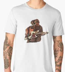 Vulf Guitar Men's Premium T-Shirt
