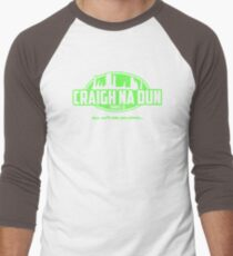 Craigh na Dun Travel Men's Baseball ¾ T-Shirt