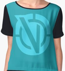 Vindicators - Rick and Morty Season 3 Women's Chiffon Top