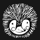 African pygmy hedgehog by tonadisseny
