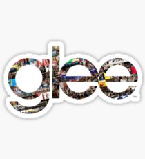 Glee logo Sticker
