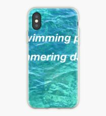 Off to the races, Lana Del Rey iPhone Case