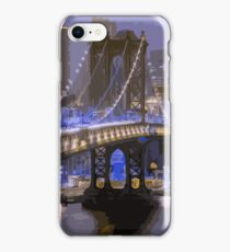 Lights of New York City  iPhone Case/Skin