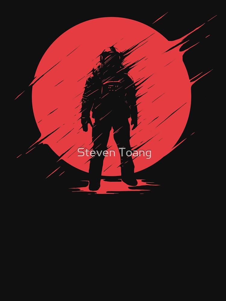 Rote Kugel von Stevenmono