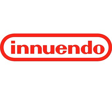 "Nintendo Inspired ""Innuendo"" by KeiranFoley"