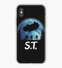Stranger Things & E.T. iPhone Case