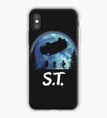 Fremde Dinge & E.T. iPhone-Hülle & Cover