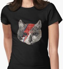 Rock the Bowie Cat T-Shirt