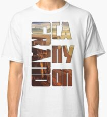 Grand Canyon - USA Classic T-Shirt