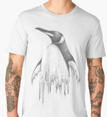 Digital Penguin  Men's Premium T-Shirt