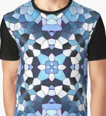 Crystals Graphic T-Shirt