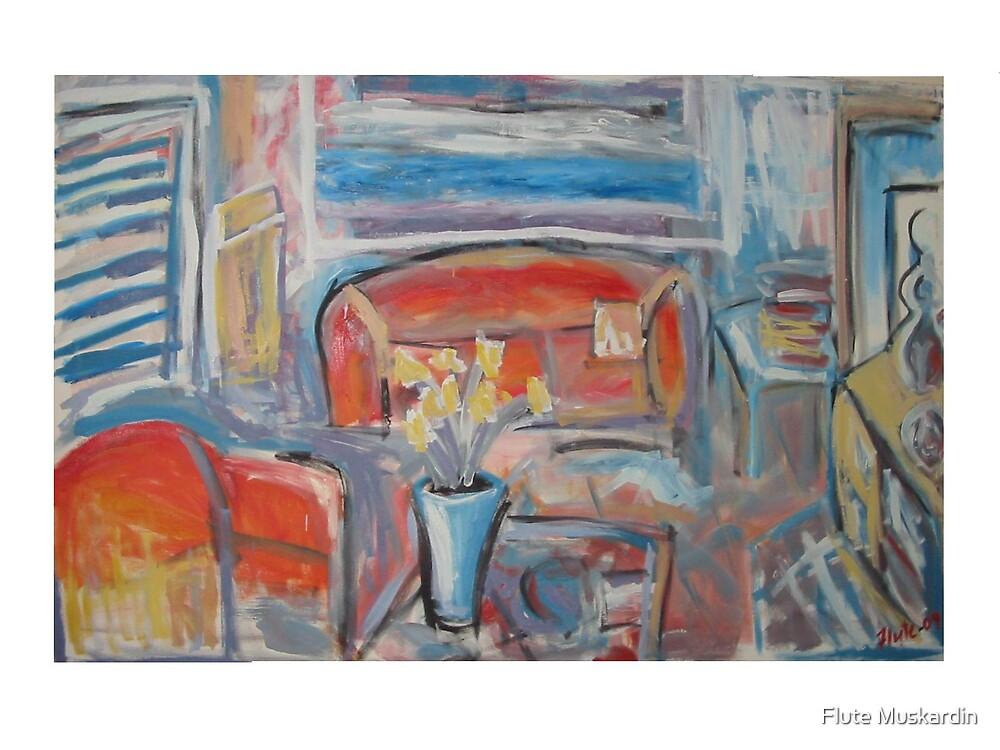 Lounge by Flute Muskardin