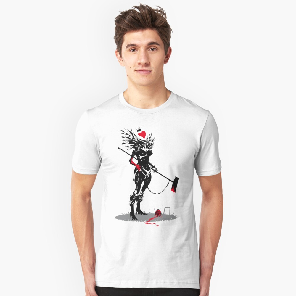 The Queen of Hearts Slim Fit T-Shirt