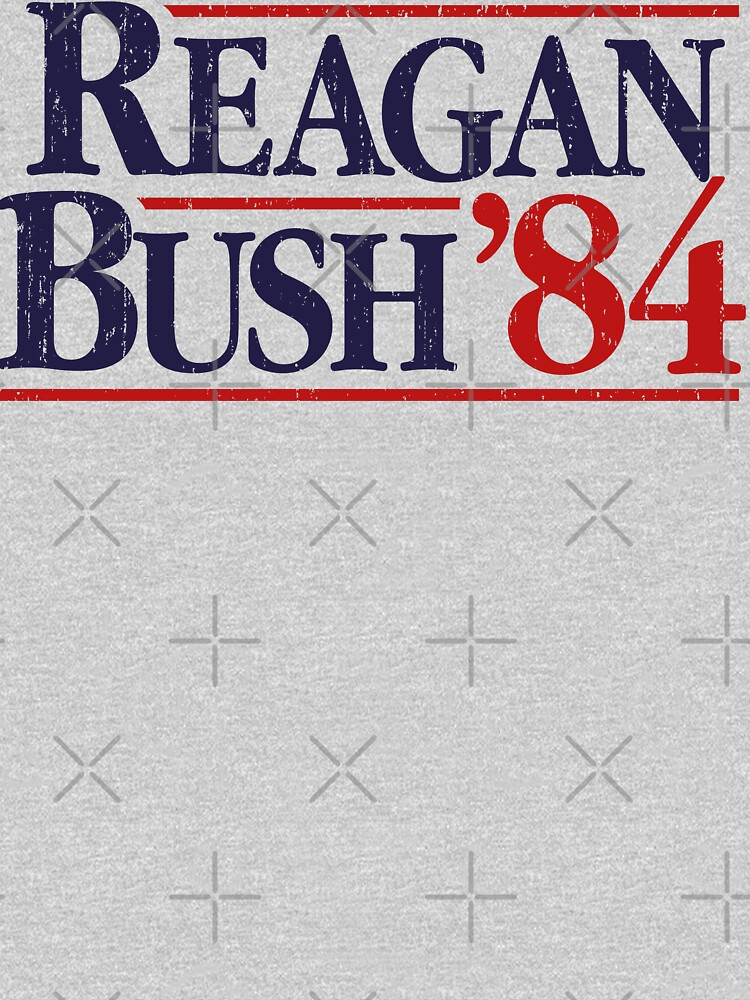 Reagan / Bush '84 von AmericanVenom