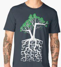 Square Root Men's Premium T-Shirt