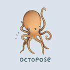 Octopose by Sophie Corrigan