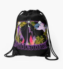 Villains Drawstring Bag