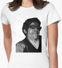 The Recliner Cast Logan! Womens Fitted T-Shirt