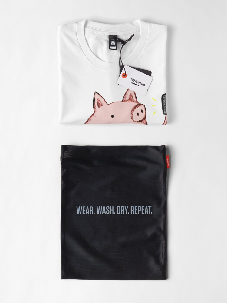 Alternate view of Instaham Premium T-Shirt