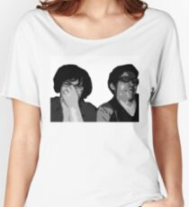 The Recliner Cast Logo! Women's Relaxed Fit T-Shirt