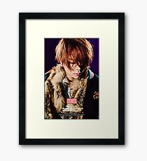 NCT 127 LIMITLESS JOHNNY Framed Print