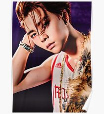 NCT 127 LIMITLESS JOHNNY Poster