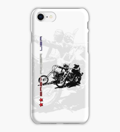 Easy Rider USA iPhone Case/Skin