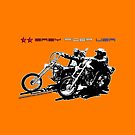 Easy Rider USA by Antonio  Luppino