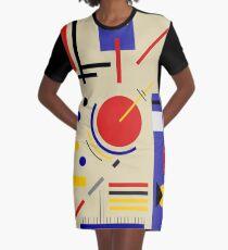 BAUHAUS ASTRONOMY Graphic T-Shirt Dress
