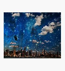 The City in Which I Love You Photographic Print