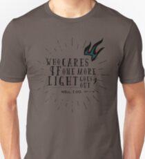 One More Light: Chester Bennington Tribute T-Shirt