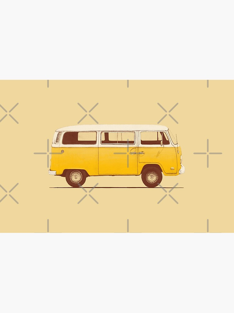 Yellow Van by florentbodart