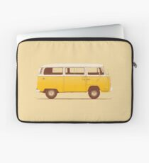 Yellow Van Laptop Sleeve