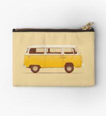 Bolso de mano Van amarillo