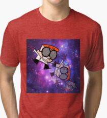 Dextor's Lab Experiment #420 Tri-blend T-Shirt