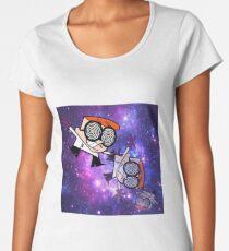 Dextor's Lab Experiment #420 Women's Premium T-Shirt