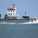 Fairport Harbor Lighthouse by Jack Ryan