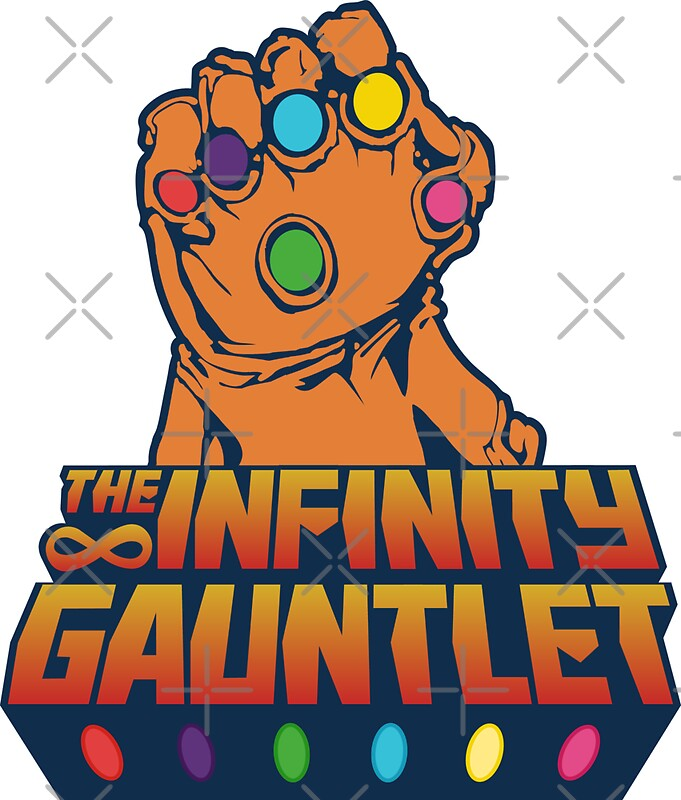 Infinity gauntlet power by megaman1980