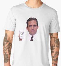 World's Best Little Men's Premium T-Shirt