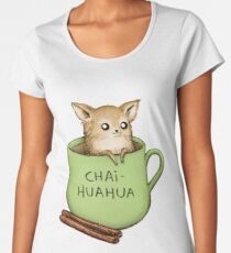 Chaihuahua Women's Premium T-Shirt