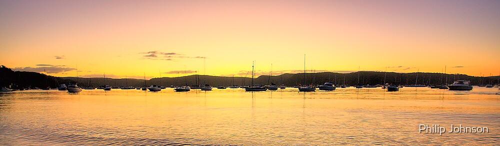 Radiance - Clareville - Sydney Beaches Series by Philip Johnson
