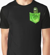 Pickle Rick! Graphic T-Shirt