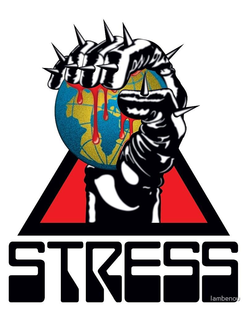 Stress by Iambenou