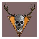Skull Trophy by Mark Hyland